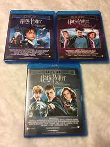 Complete Harry Potter Years 1-7 on Blu-ray