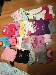 Size 4 Clothing Girls 44 pieces