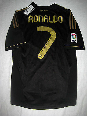 Adidas 2011 2012 Real Madrid Cristiano Ronaldo Jersey Shirt Manchester United