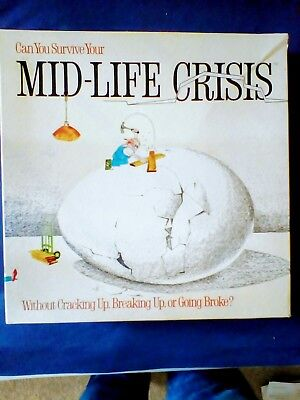 Mid-Life Crisis Vintage 1982 Board Game for sale  Shipping to Nigeria