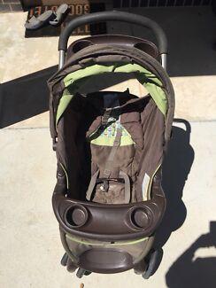 Graco Pram/stroller/car seat/travel system