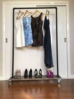 Industrial clothes rack for home and shops  Hazelwood North Latrobe Valley Preview
