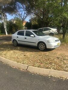 HOLDEN ASTRA FOR SALE Stirling Weston Creek Preview
