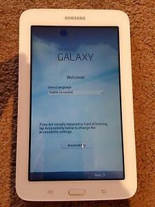 Samsung Galaxy Tab 3 Lite East Maitland Maitland Area Preview