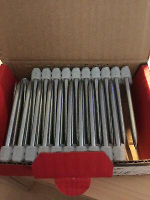 HILTI 100 Stk.X-P 72 MX Nägel für DX 460 und DX A41 NEU Betonnägel