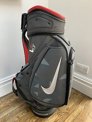 """Nike VR_S Tour Staff Golf Bag from the """"Covert"""" Range (Exceptional Condition)"""