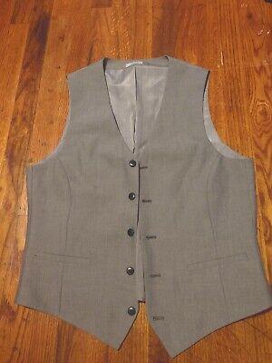 J. Ferrar Slim Fit Grey Best Size Medium Great