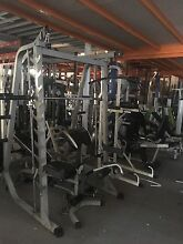 Smith Machine RACK Cable Crossover Weight Bench RRP$1599 Osborne Park Stirling Area Preview