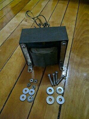 Williams Bally Pinball Machine Transformer Power Supply #15-A-6771 Space Mission