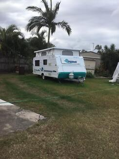 Jayco Caravan with extras Armstrong Beach Mackay Surrounds Preview