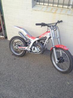 Beta mini trials 50cc