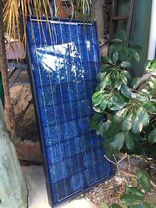 Solar Panel +Meters and Regulator Burleigh Heads Gold Coast South Preview