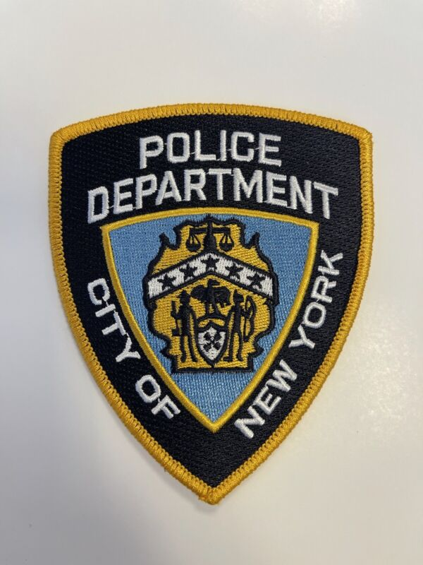 NYPD Shoulder Patch- City of New York