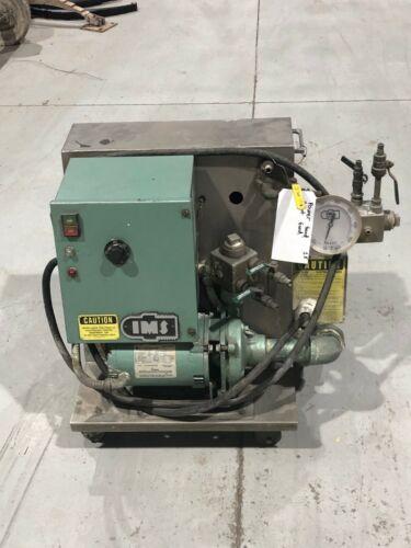 Circulator Thermolator Boiler Process Temprature Regulator IMS Waterstar 4.5KW
