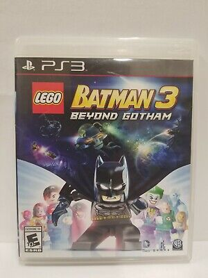 PS3 LEGO Batman 3 Beyond Gotham. No manual