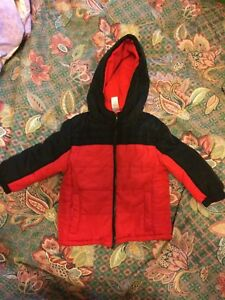 12 month Winter Jacket and hat REDUCED