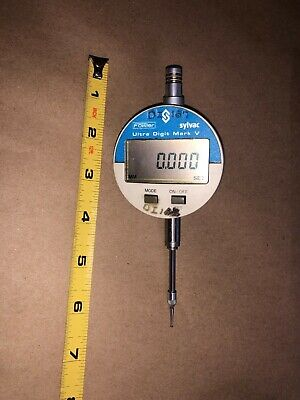 Sylvac Fowler Ultra Digit Mark Iv 1 0.00005 25mm - 0.001