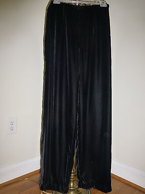 Talbots Classic Fully Lined Velvet Slacks Pants Miss Size 4 Excellent Condition