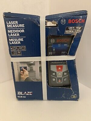 Bosch Blaze 135 Ft. Laser Measure - Glm 42 New Sealed Free Shipping