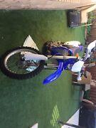 Yamaha wr450 Wetherill Park Fairfield Area Preview