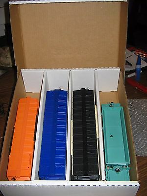 Toy Train Storage Box - 4 Pack - 027 Passenger Cars + PRICE Adjusted, used for sale  Shipping to Canada