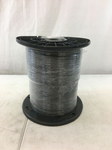 Spool Of Clark CD7506P Premium High Definition Coaxial Cable, Approx. 250 Ft.