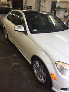 Mercedes C350 2009 4matic