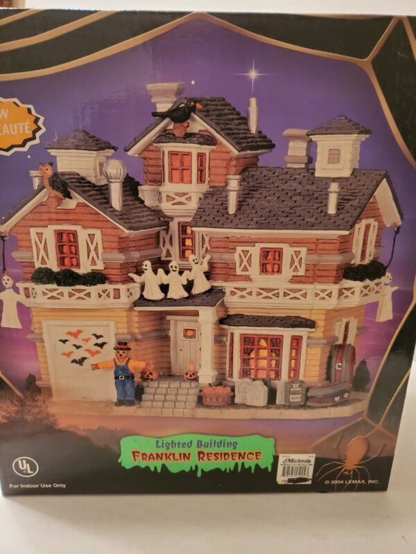 LEMAX - Spooky Town - Franklin Residence