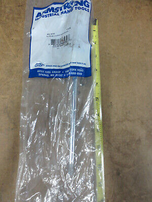 Armstrong 66-530 Round Shank #3 Phillips Screwdriver 6
