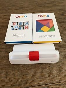 Osmo stand and reflector, Osmo Words and Tangram games