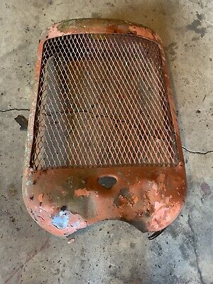 Allis Chalmers B C Tractor Ac Grill Antique Tractor