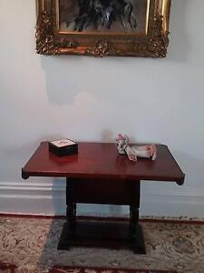 Timber side table Geelong West Geelong City Preview