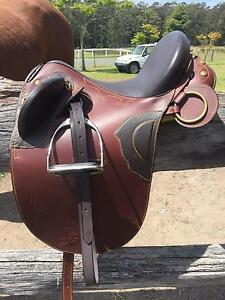"Brand new 15"" stock saddle Hillville Greater Taree Area Preview"