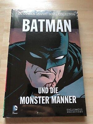NEU DC COMICS GRAPHIC NOVEL COLLECTION BAND 135 Batman und die Monster Männer