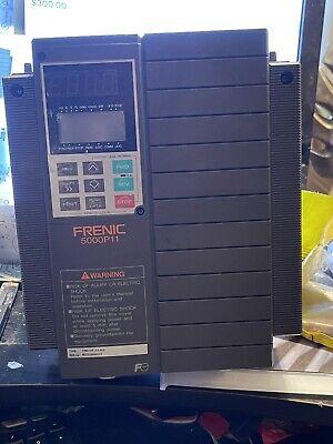 Frenic 5000p11 Motor Inverter Frn010p11s-4ux Good Condition