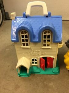 Maisonnette Fisher Price