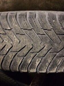 Pneu d'hiver pour camion