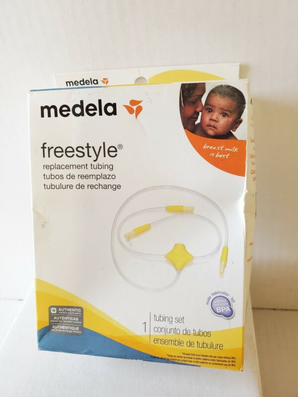 NEW! Medela Freestyle Replacement Tubing. #101033077 Sealed/Unopened