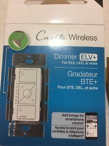 New Lutron Caseta Wireless dimmer switch