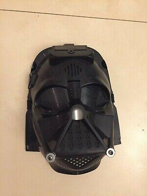 r Darth Vader Maske ohne Helm !!! (Darth Vader Helm Kostüm)