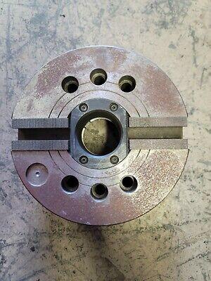 Kitagawa 8 2 Jaw Hydraulic Power Chuck Nlt08