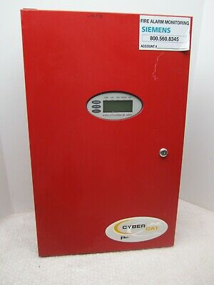 Fike Cybercat 254 10-064 10-066control System Fire Monitoring Alarm 02-11146