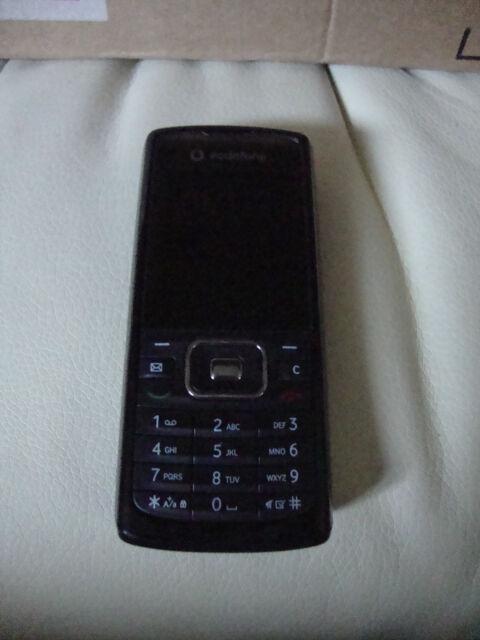 Vodafone V625 - Black (Unlocked) Mobile Phone