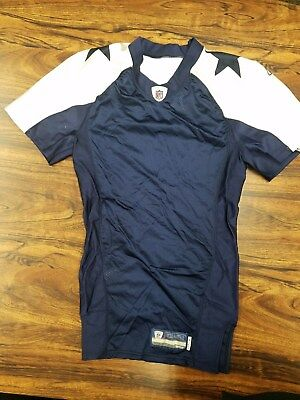 Reebok, Blank, Dallas Cowboys Classic Jersey - Blank Reebok Jersey