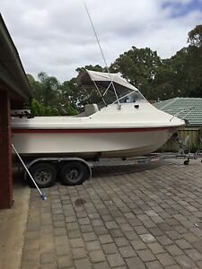 Cruise craft reef finder 533 Tea Tree Gully Tea Tree Gully Area Preview