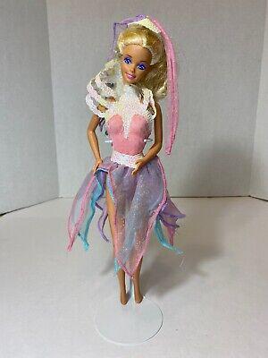1989 Mattel Ice Capades Barbie Ice Skater Loose Barbie Doll Vintage 80's