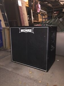 Bass Guitar Cab