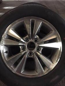 Honda Accord rimes and tyres at HBT Auto Parts Sunshine Brimbank Area Preview