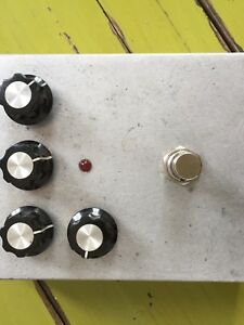 E.H.X. Germanium overdrive modifiée