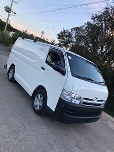 2006 Toyota Hiace LWB Automatic Van/Minivan
